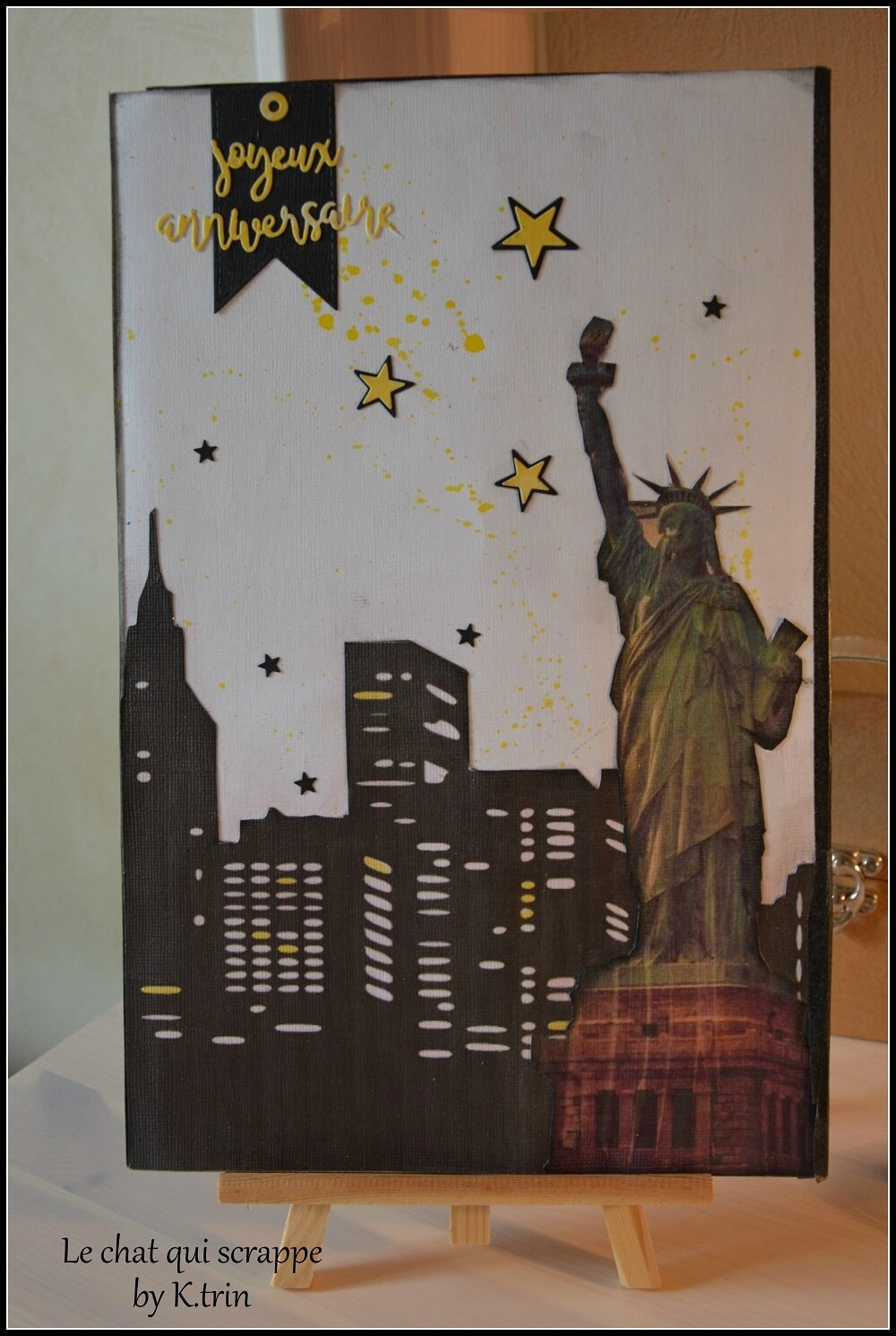 carte anniversaire New York (2) bis