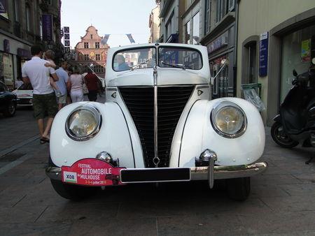 MATFORD V8 Cabriolet 1939 Festival Automobile de Mulhouse 2010 2