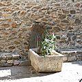 Fontaine /source et ballade à castelnou