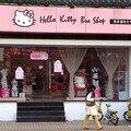 Une boutique de lingerie