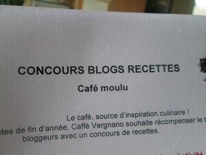 Café Vergnano pour concours01