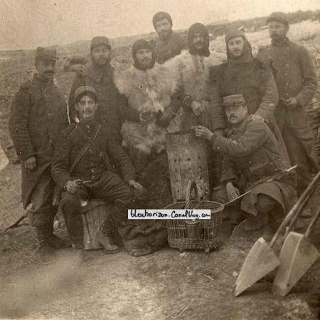 peaux de biques 1915