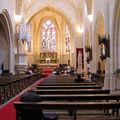 Eglise St Eloi, intérieur