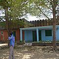 Enfin des locaux pour le centre Fimba... fevrier 2011
