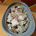 Salade de clapotons