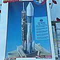 Ariane 4 heller au 1/125