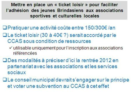 ticket loisir