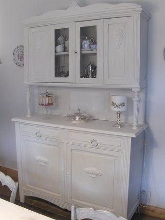 patine chic broc. Black Bedroom Furniture Sets. Home Design Ideas