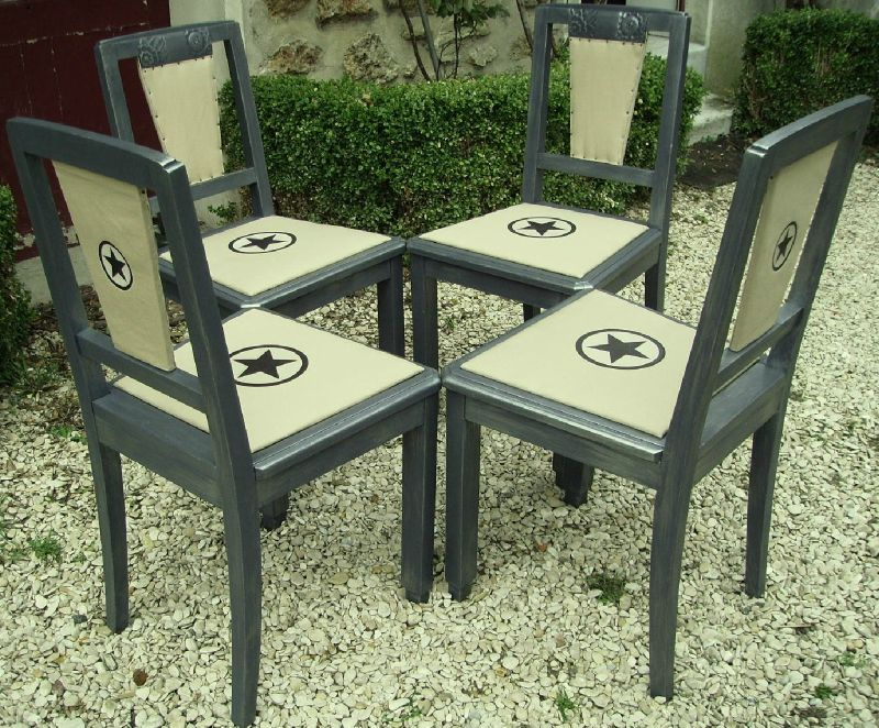 Chaises FMJ