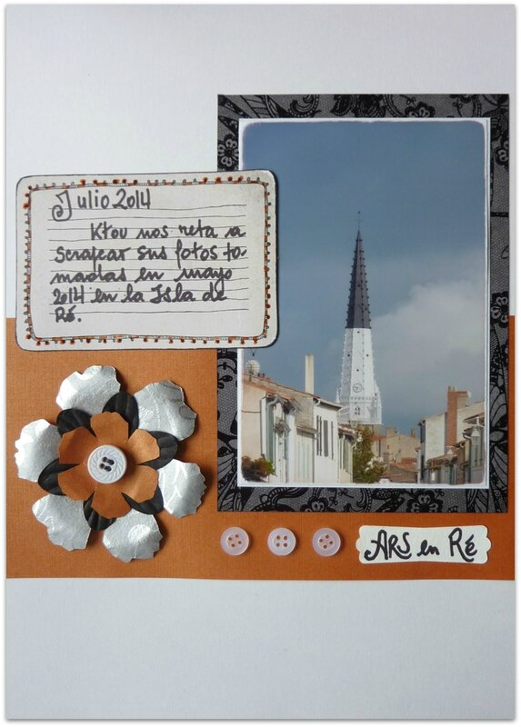 Scrapbooking Taller35 Layout 0