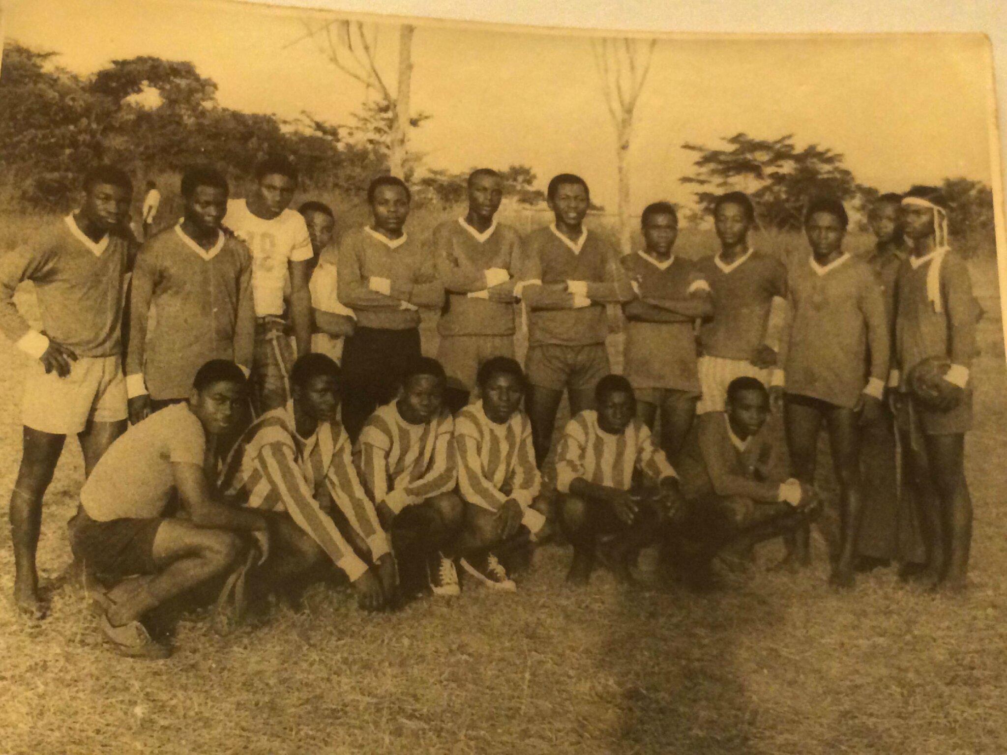 Notre équipe de foot