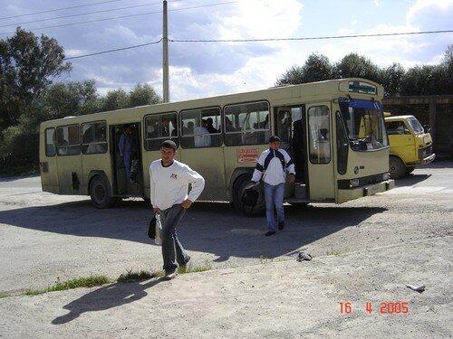 Bus algérien