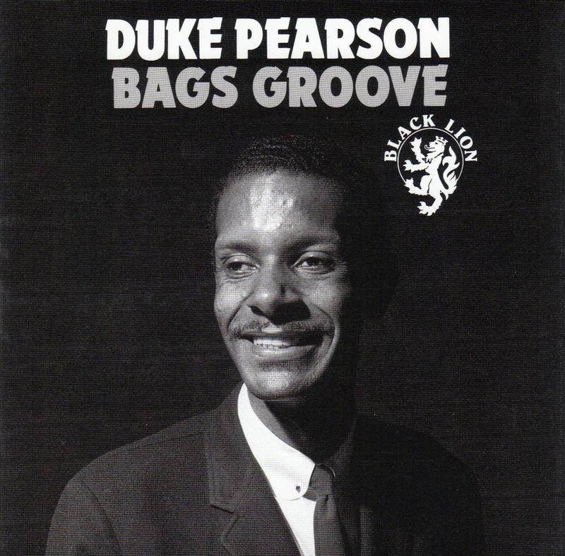 Duke Pearson Prairie Dog