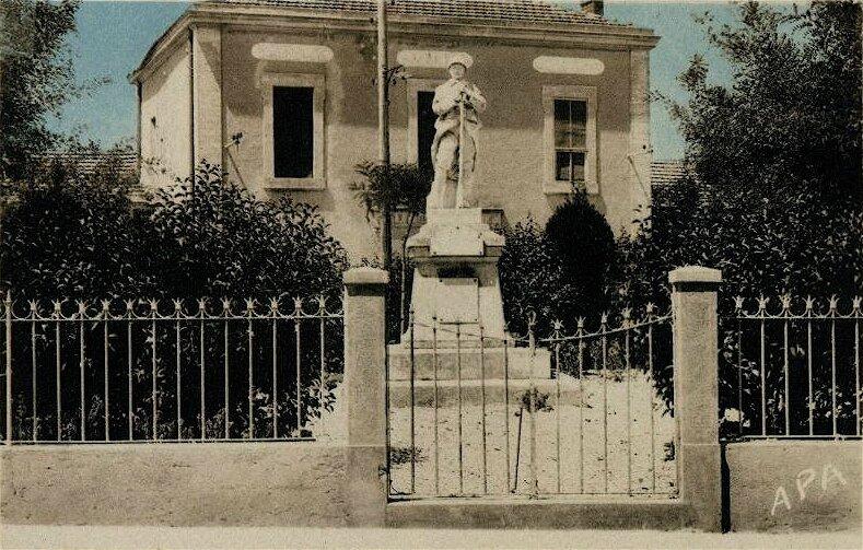 Saint-Geniès-de-Mourgue (34)