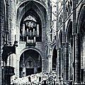 Nos vieilles églises sous les bombes