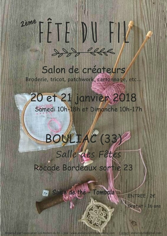2018 -01 - FETE DU FIL BOULIAC 33
