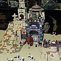 Chez Jabba le Hutt (version Lego)