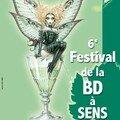 6ème Festival Blanc-Sec (Sens-2007)