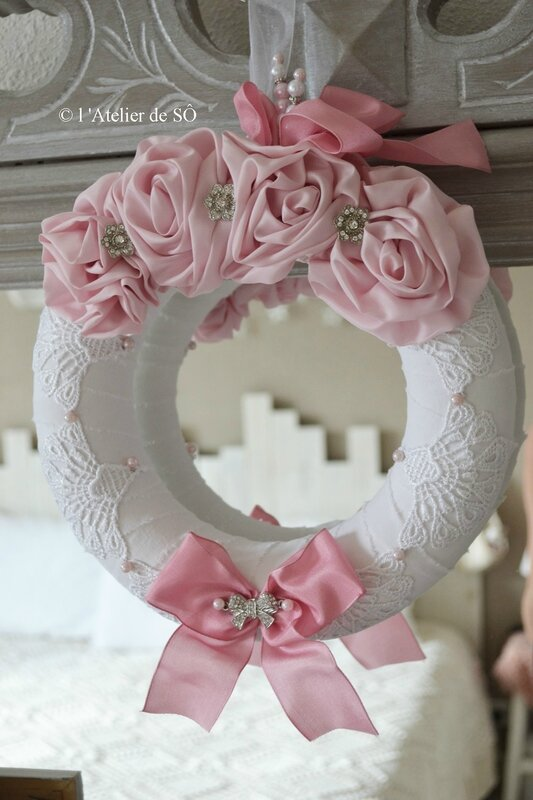 couronne shabby chic 8 - 1