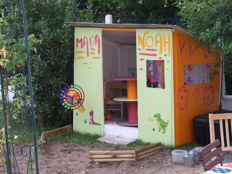 the cabane syst me g. Black Bedroom Furniture Sets. Home Design Ideas