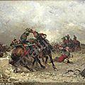 Beauquesne, Sur le champ de bataille