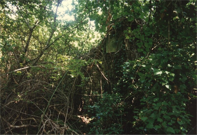 ruines à Missounet