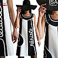 Nouveauté mode tendance printemps 2018 : une robe isamade france nommée