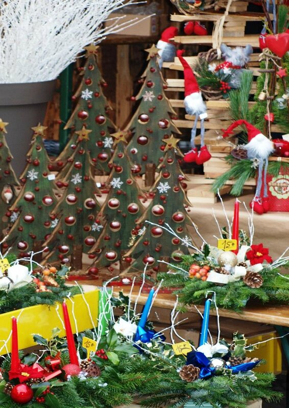 MARCHE NOEL MEDIEVAL RIBEAUVILLE 05