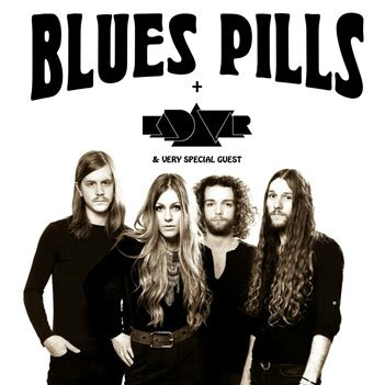 BLUES-PILLS