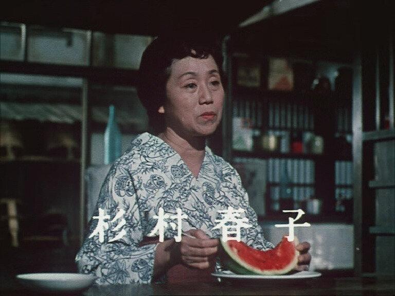 Film Japon Ozu Dernier Caprice 00hr 01min 46sec