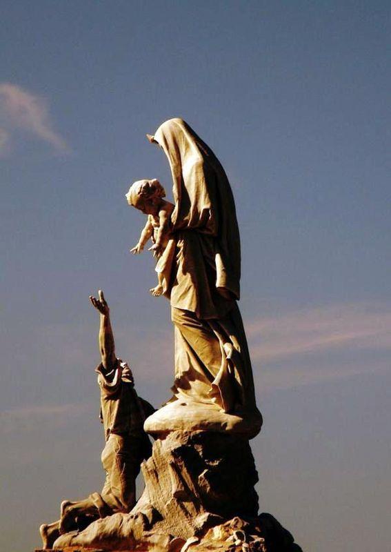 Plogoff, Notre Dame de la Baie des Trépassés