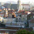 Vue de notre fenêtre sur la Cathédrale