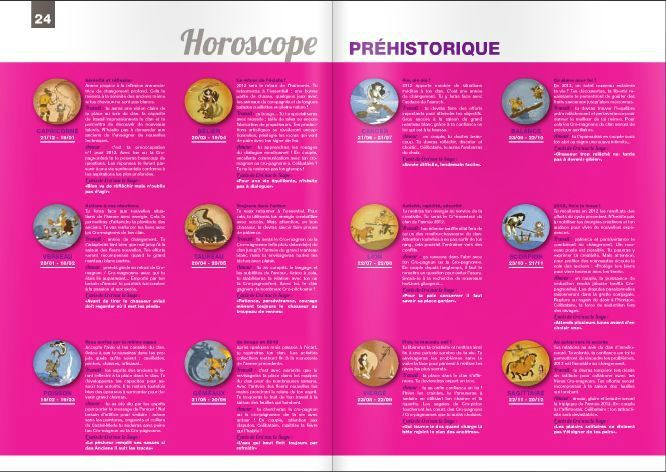 Horoscopes brochure2