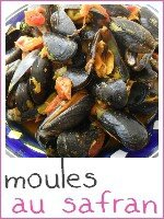 moules au safran - index
