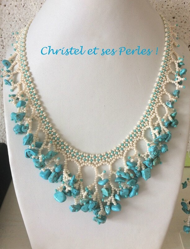 corail turquoise