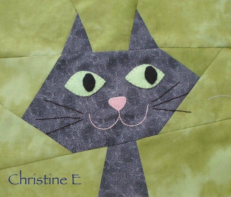 Chat de Christine E