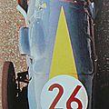 1958 - fangio arrête la compétition automobile