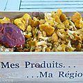 Caisse de récolte mes produits ma région de chez jardindéco