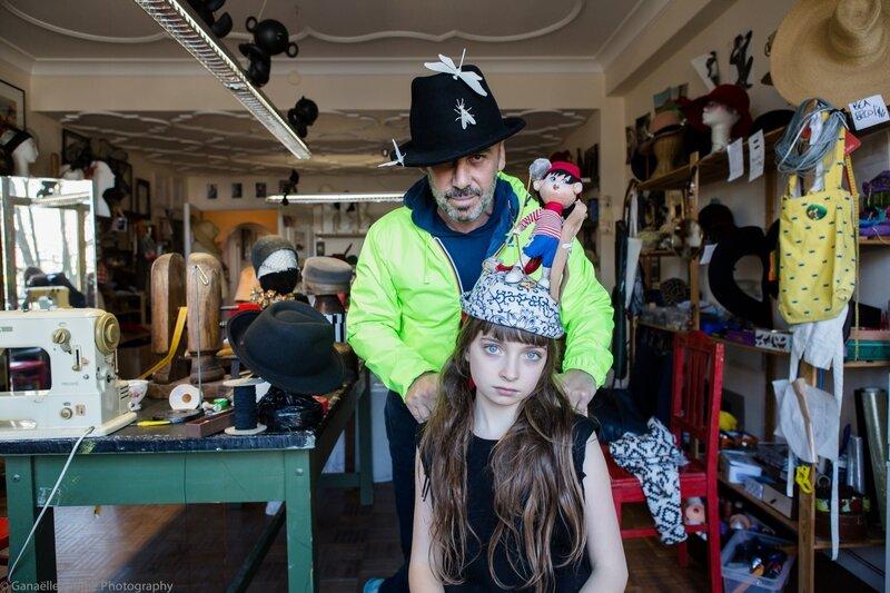 Dans l'atelier d'Elvis Pompilio-7269