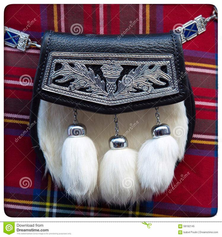 sporran-écossais-58192145