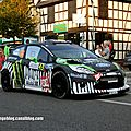 Ford fiesta RS WRC (Block - Gelsomino)(Rallye de France 2011) 01