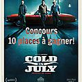 Concours cold in july : 10 places à gagner!!!
