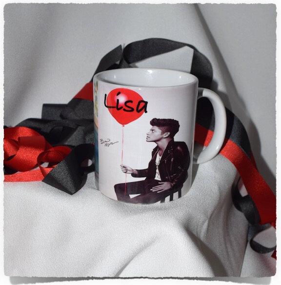 Mug personnalisée BRUNO MARS 1