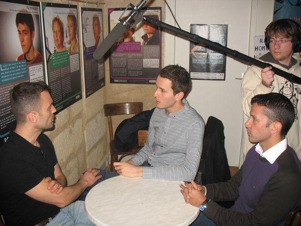 Interview Girofard et Association Centr'Egaux