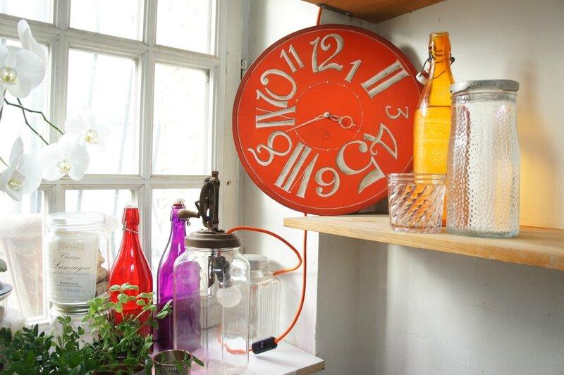 Horloge MarieAntoinette