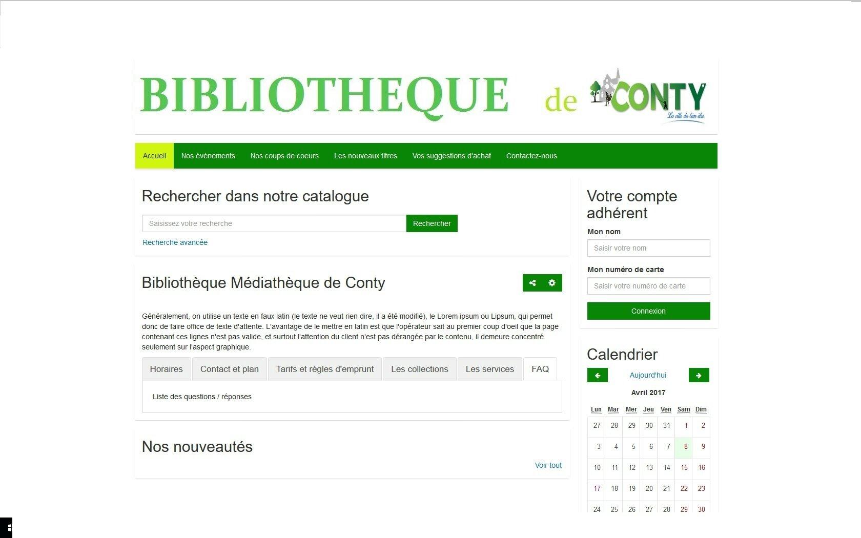 Nouveau service offert par votre bibliothèque !