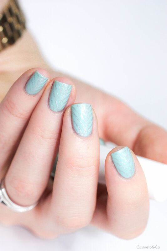nail art mint eye care jade stamping holo bornpretty-2-2