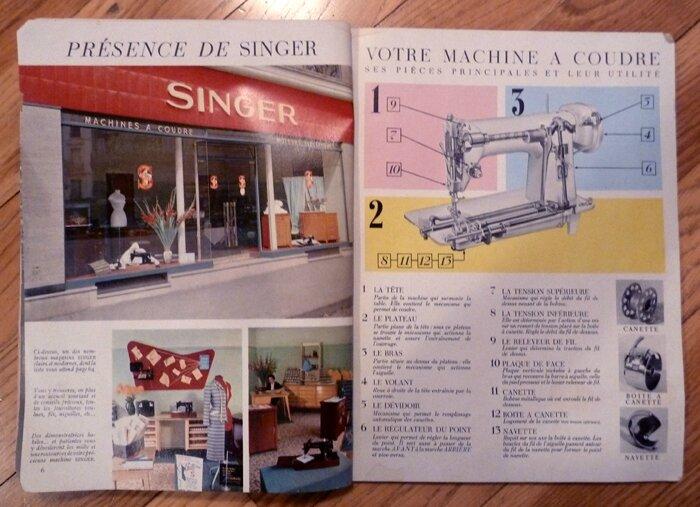 34 La joie de coudre Singer 3