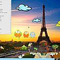 Nouvelle version pédagogique pour enfants sous gnu/linux : primtux eiffel !