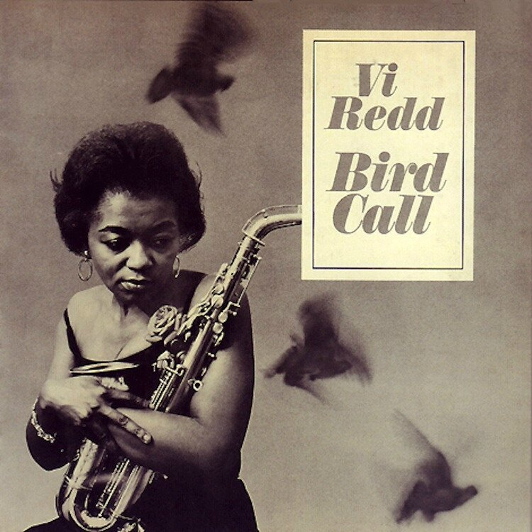 Vi Redd - 1962 - Bird Call (United Artists)
